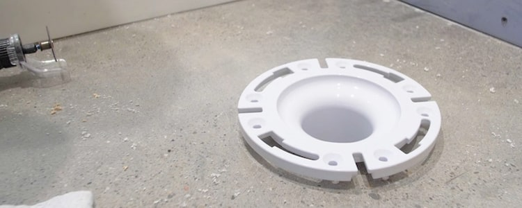 Install a Toilet Flange Services